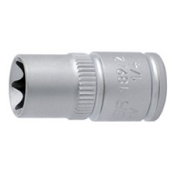 "Capete chei tubulare cu profil TX interior 1/4"" - 189/2 UNIOR (7)"